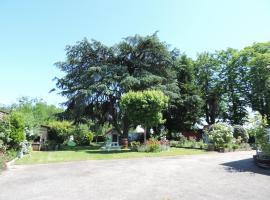 Gite au calme en Armagnac, Sion (рядом с городом Cravencères)