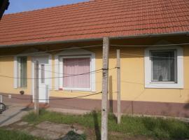 Kertész Vendégház, Tiszaalpár (рядом с городом Lakitelek)