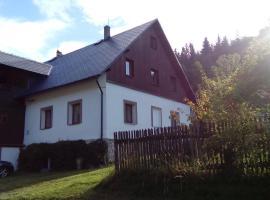 Penzion Edelštejn, Petrovice (Nová Dlouhá Voda yakınında)