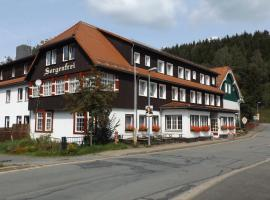 Erlebnis Ferienheim Sorgenfrei