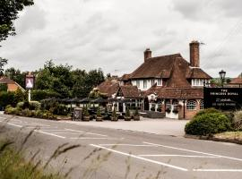 The Princess Royal, Farnham