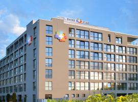 Hotel Swiss Star, Wetzikon (Wernetshausen yakınında)
