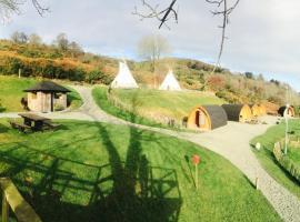 East Coast Adventure Centre Glamping