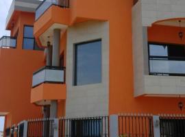 La Maison Orange, Dakar