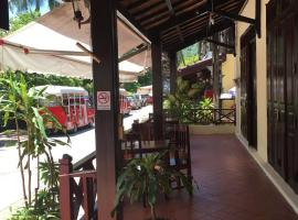 Villa Phathana Boutique Hotel, Luang Prabang