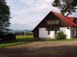Nové Hutě - Bokova Chata, Paseka (Šindlov yakınında)