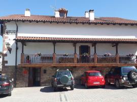 Casa Martiko, Eugi