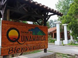 Hotel Termas de Quinamavida, Panimávida