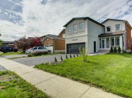 QuickStay - Beautiful 5bdrm House in Vaughan, Vaughan (Nobleton yakınında)