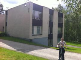 Kallioharjuntie Apartment, Kilpisalo (рядом с городом Ристиина)
