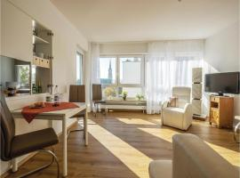 One-Bedroom Apartment in Bad Kissingen, Bad Kissingen (Nüdlingen yakınında)