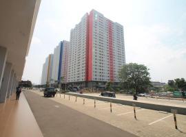 Green Pramuka City by Mediapura