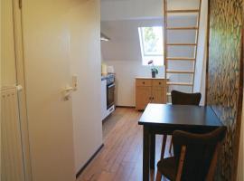 Studio Apartment in Steinbach a. Wald, Steinbach am Wald (Lehesten yakınında)
