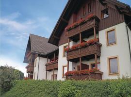 Holiday Apartment Presseck 06, Presseck (Enchenreuth yakınında)