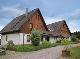 Holiday Apartment Presseck 07, Presseck (Enchenreuth yakınında)