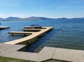 Lakes Edge Escape (Lake House), Polson