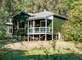 Wellington Forest Cottages, Wellington Mills