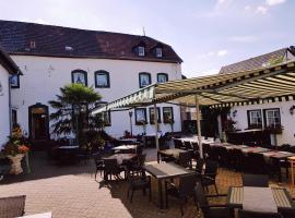 Hotel Restaurant Jägerhof, Düren - Eifel (Kreuzau yakınında)