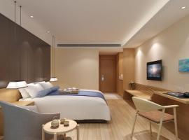 Starway Hotel Nantong Xinghu 101 Pedestrian, Liangzhongchang (Xinkai yakınında)
