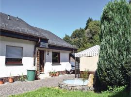 Two-Bedroom Holiday Home in Sellerich, Sellerich (Herscheid yakınında)