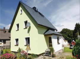 Holiday home Waldstr L-594, Schönheide