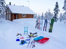 Lapland Villa, Pyhätunturi