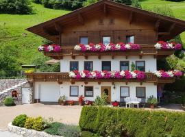 Haus Jeannette, Zellberg