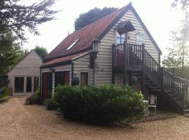 The Coach House B&B, Little Hallingbury (рядом с городом Грейт-Холлингбери)