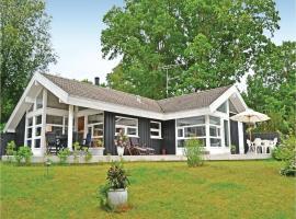 Holiday home Baroniet Hornbæk II, Dronningmølle (Hornbæk yakınında)