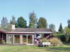 Holiday home Dronningmolle with Patio 291, Dronningmølle (Ferle yakınında)