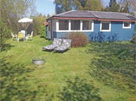 Holiday home Solsortevej Jægerspris XI, Hornsved (Bakkegårde yakınında)