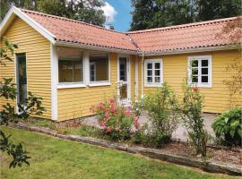 Holiday Home Jægerspris with a Fireplace 03, Jægerspris (Langø yakınında)