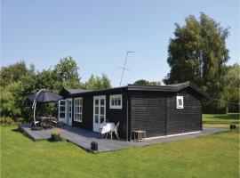 Holiday Home Fasanvej 02, Hornsved (Bakkegårde yakınında)