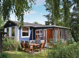 Two-Bedroom Holiday home in Kirke Hyllinge, Kirke-Hyllinge