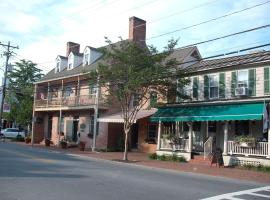 Old Brick Inn, Saint Michaels