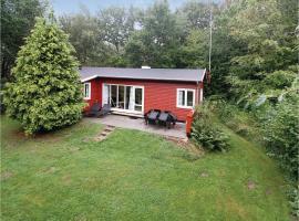 Holiday Home Fårevejle with Fireplace V, Kårup