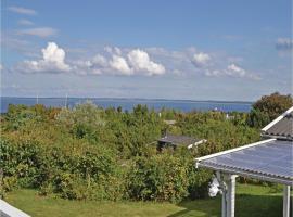 Holiday home Egebakken, Fårevejle (Asnæs yakınında)