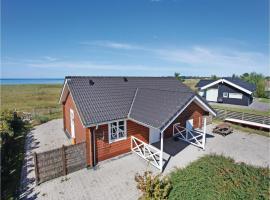 Holiday Home Korsør 07, Strandlyst (Frølunde yakınında)