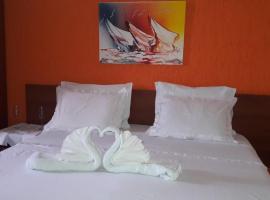 Athens Palace Hotel, Santa Bárbara