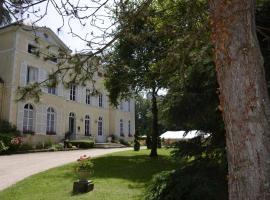 Chateau De Chicamour, Sury-aux-Bois (рядом с городом Combreux)