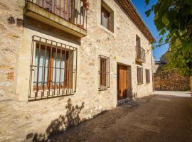 El Bulín de Pedraza, Pedraza-Segovia (La Velilla yakınında)