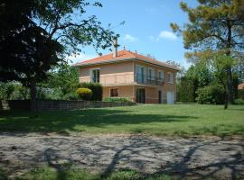 Gite avec 2 appartements Chonas, Шонас-л'Амбаллан (рядом с городом Montseveroux)
