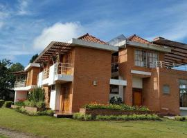 Casa Florencia, Popayan (Santa Rita yakınında)