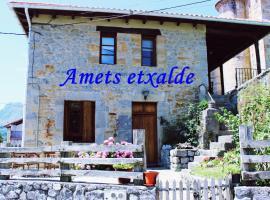 Amets Etxalde, Santecilla (Carranza yakınında)