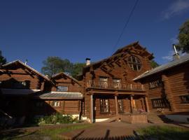Etnokompleks Bobrovaja Dolina, Izhevsk