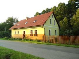 Horský domeček, Dolní Heřmanice (Štíty yakınında)