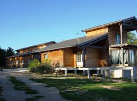 Redspring Chambres d'Hôtes, Coligny (рядом с городом Cuisiat)