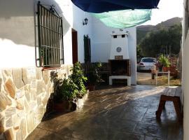 Villa Lopez, La Zubia (Comares yakınında)