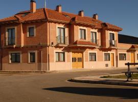 Hotel Rural Astura, Villacelama (рядом с городом Villaturiel)