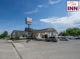 South Country Inn, Cardston (Mountain View yakınında)